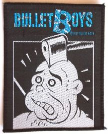 Bullet Boys - Woven Patch